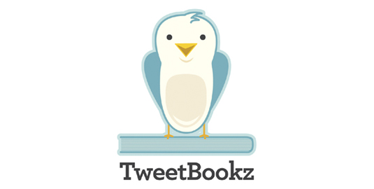 TweetBookz - turn your Twitter tweets into Books